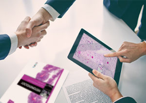 To become part of the Digital Pathology Revolution