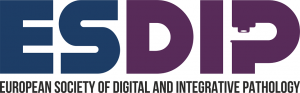European Society for Digital and Integrative Pathology Logo